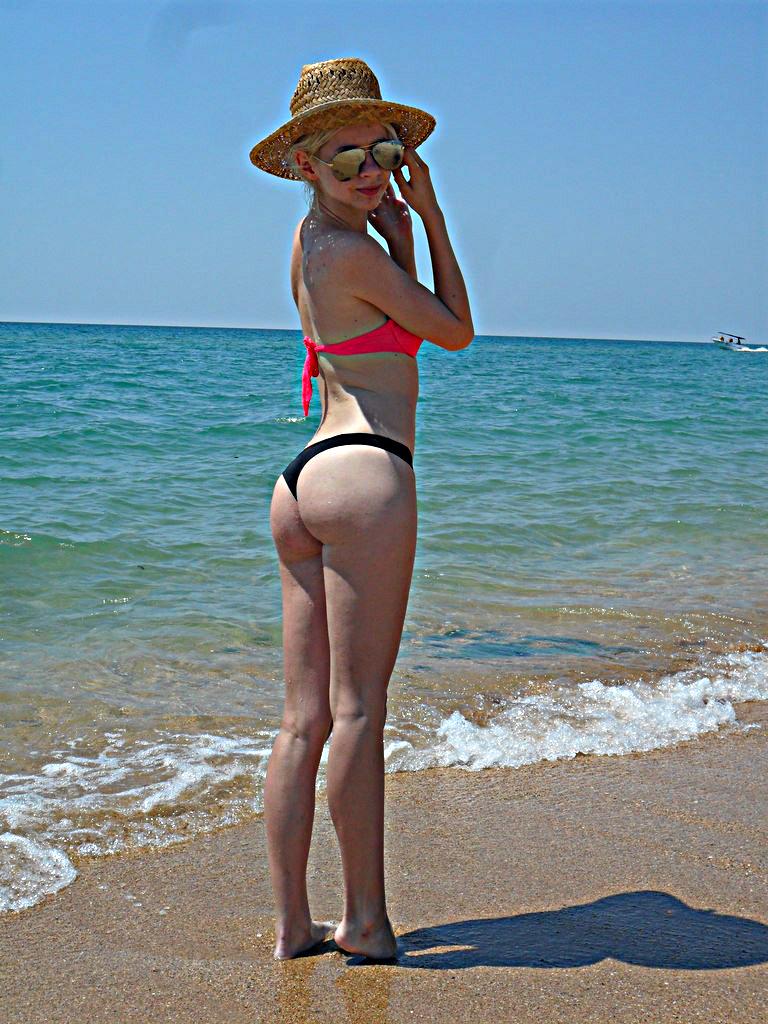 Jessica in bikini