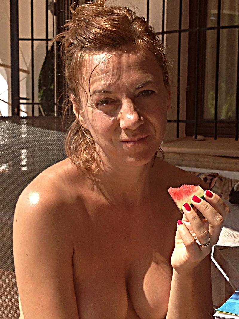 Giovanna signora italiana