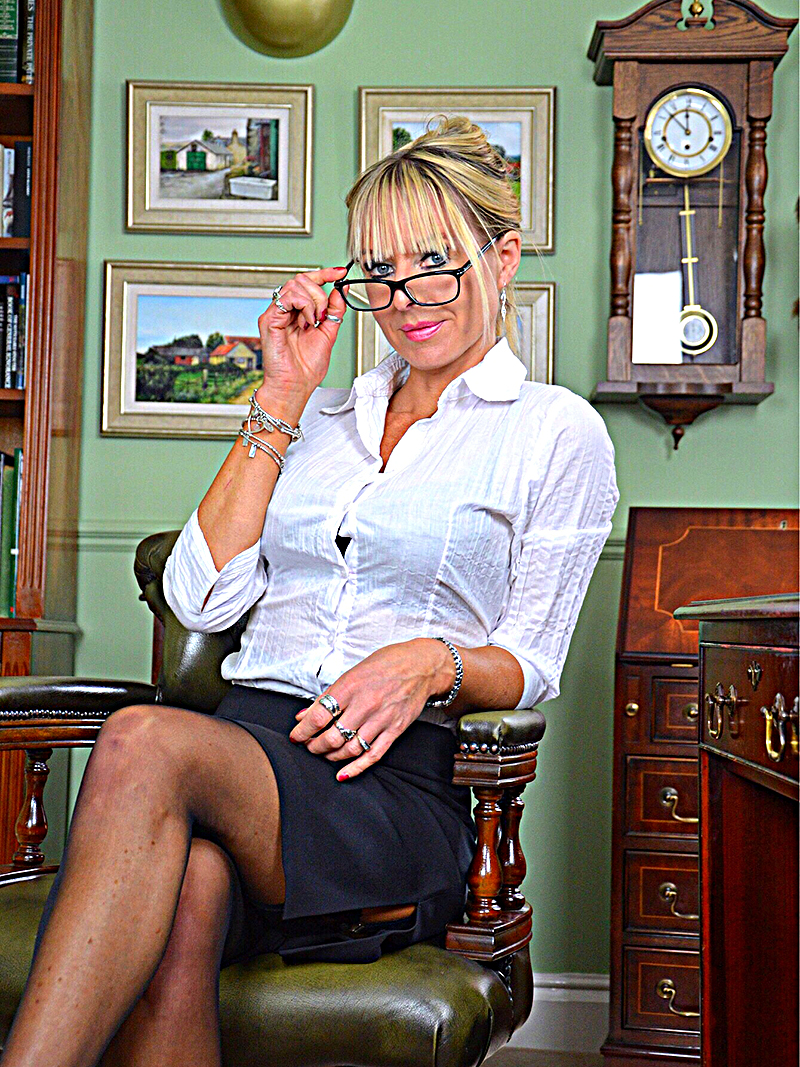 Tracy signora italorussa