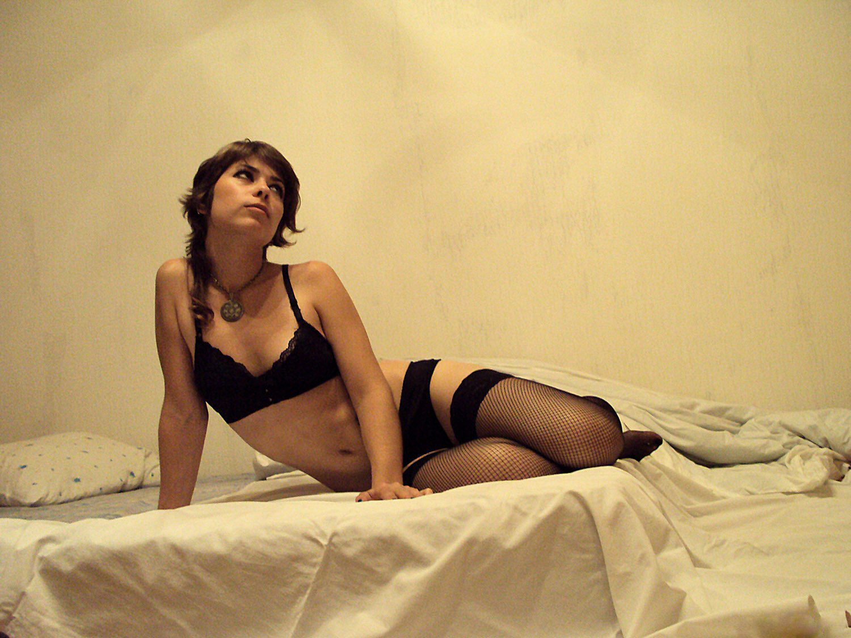 Amanda ragazza italiana in intimo sexy