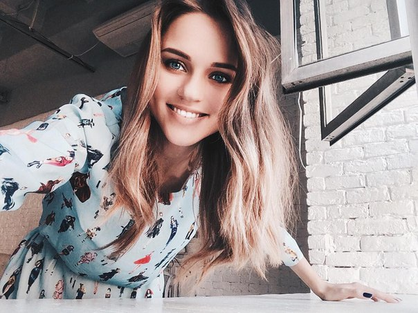 Ana che sorride