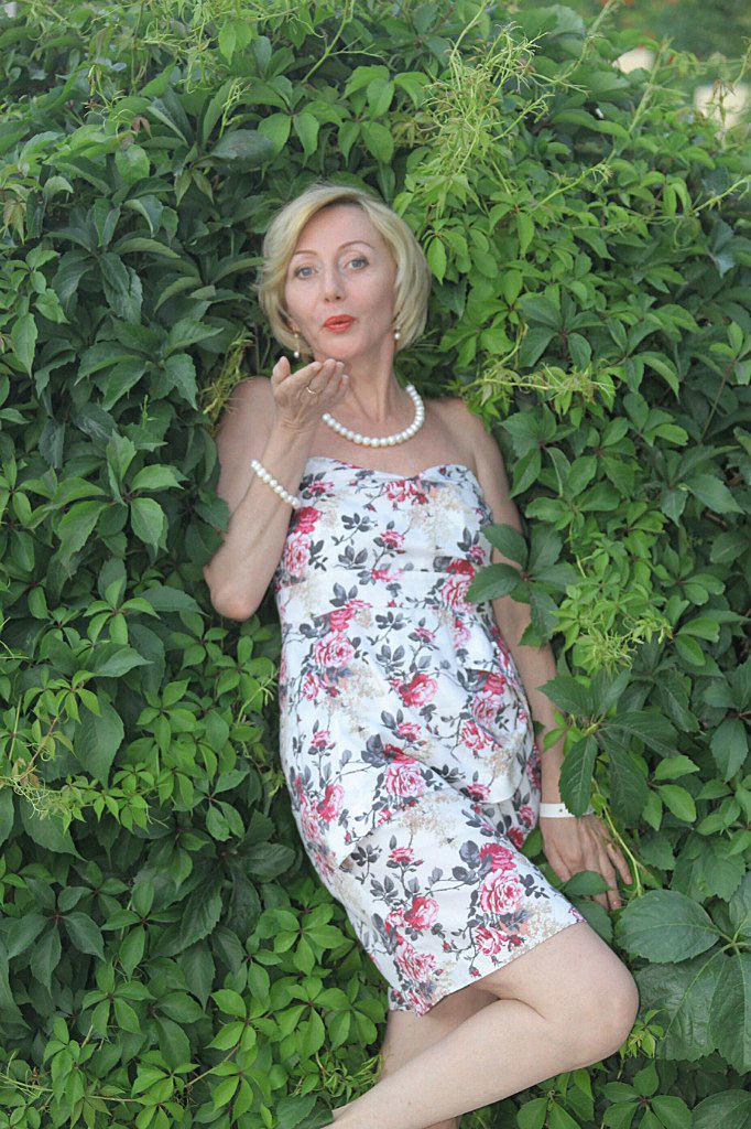Marlena donna di Napoli